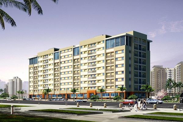Apartment Complex – PH Center – Hung Yen