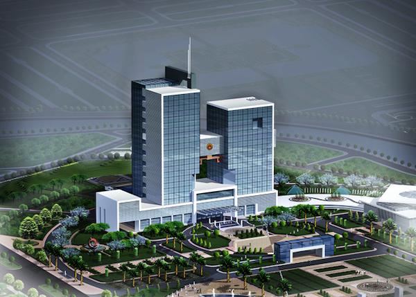 Dự án trụ sở liên cơ quan số 3 – TP. Hạ Long, Tỉnh Quảng Ninh
